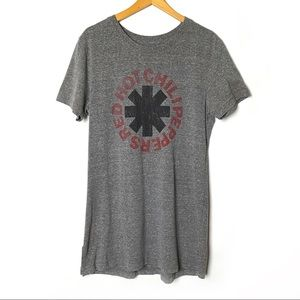 BRAVADO Red Hot Chili Peppers Graphic Band T-Shirt